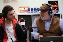 Cowork la radio - Plateau radio Foot'n work