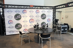 Plateau radio - Jean Racine 2019